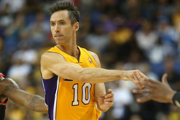 Steve Nash Thinks Phoenix Suns Can Be a 'Surprise Team' This Season