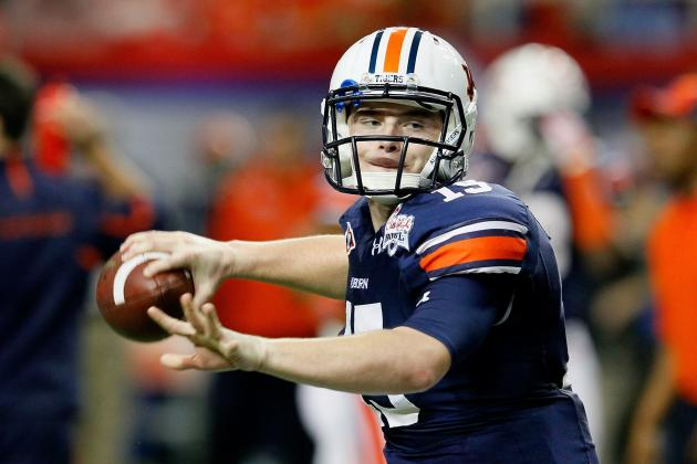 Auburn vs. Ole Miss: Clint Moseley Starting at QB Is the Right Move for Tigers
