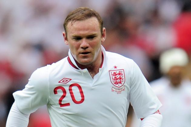 England 5-0 San Marino: Two Goals for Captain Rooney in Easy Win