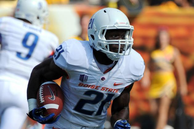 Boise State Beat Notes: Freshmen Creating Versatility in Backfield
