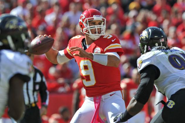 Debate: How Many Games Will the Chiefs Win with Brady Quinn at QB?
