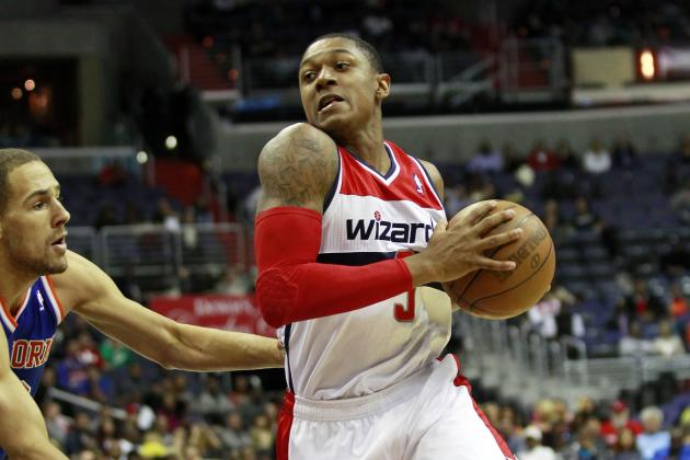 Bradley Beal 'has a little [Dwyane] Wade in him'
