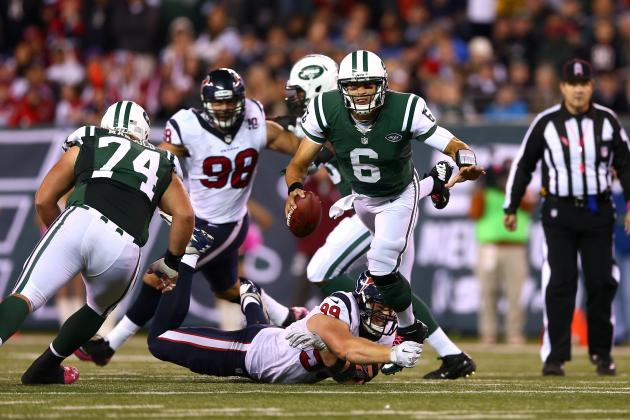 Jets Offense Looking Healthier Ahead of Colts Game