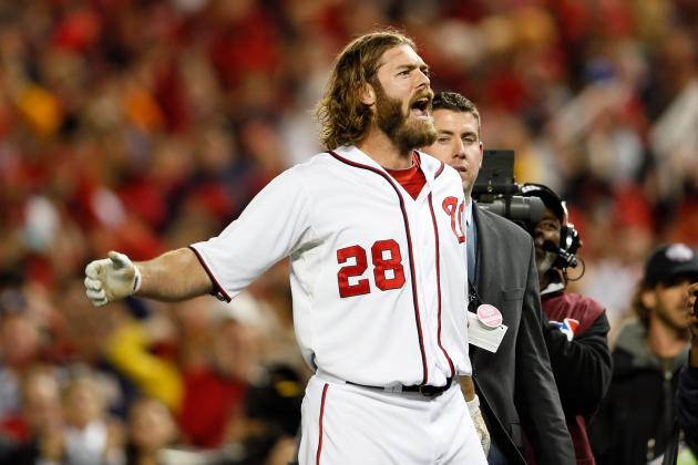 Washington Nationals' Star Jayson Werth Is a Sweet, Delicious Cupcake