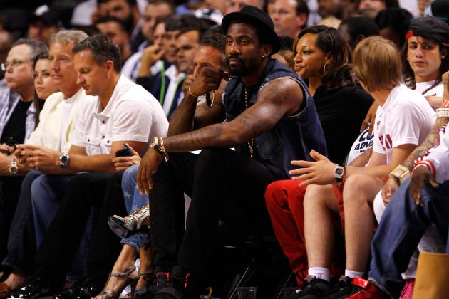 Why It's Too Soon to Panic over Amar'e Stoudemire's Knee Injury
