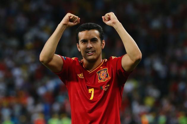 Match Report: Belarus 0-4 Spain