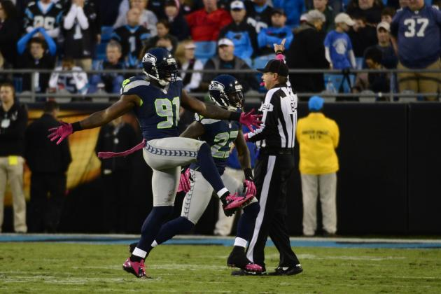 Chris Clemons Fined $15,750 for Roughing Call vs. Panthers