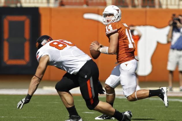 Texas vs. Oklahoma: Which Big 12 Offense Will Reign Supreme?
