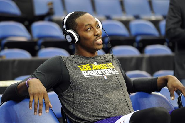 L.A. Lakers Wise to Play It Safe with Dwight Howard's Return to Action
