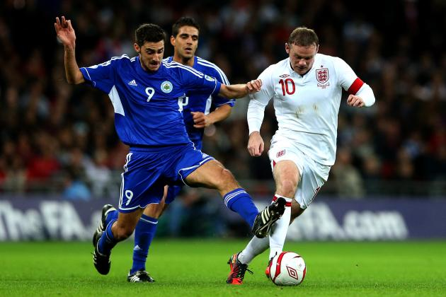 England vs. San Marino: Score, Twitter Reaction, Grades and More