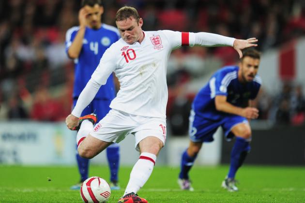 England vs. San Marino: What We Learned from Rooney's First Game as Captain
