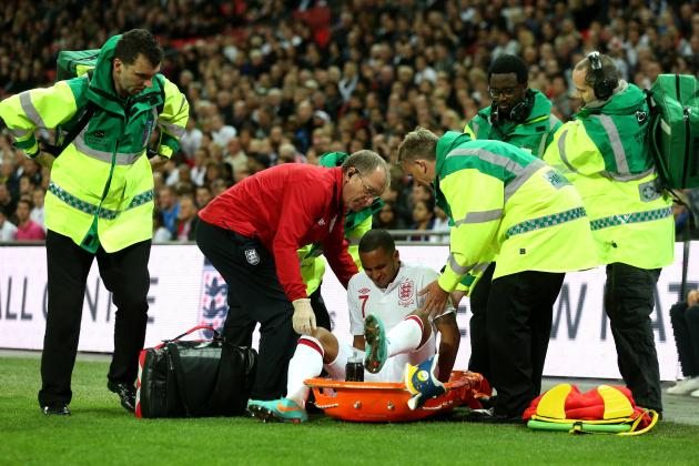 Theo Walcott Injury: Updates on Arsenal Star's Rib Injury