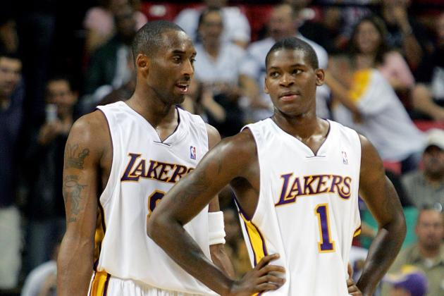 Is Smush Parker Right About Kobe Bryant's Ego?