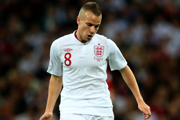 England: Tom Cleverley Is Becoming an Integral Part of Roy Hodgson's Plans