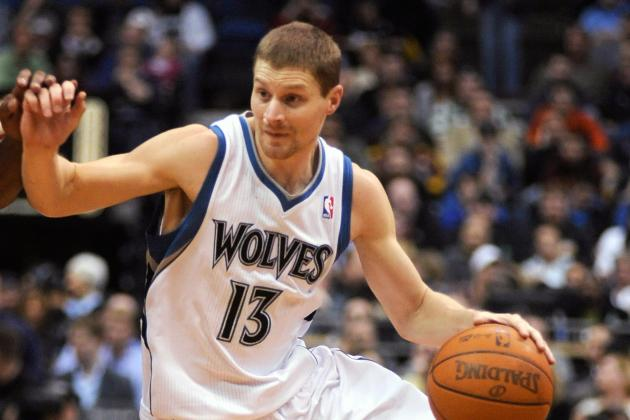 Ridnour out Again for Wolves, This Time Tonight at Indiana