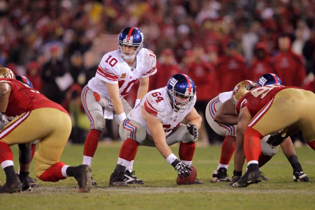 New York Giants: Why Trip to San Francisco Is Exactly What Big Blue Needs