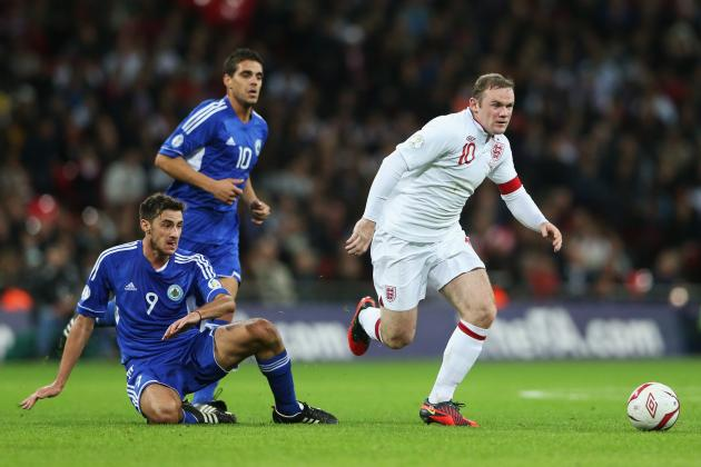 England 5-0 San Marino as Valid as Any Other World Cup Qualifier
