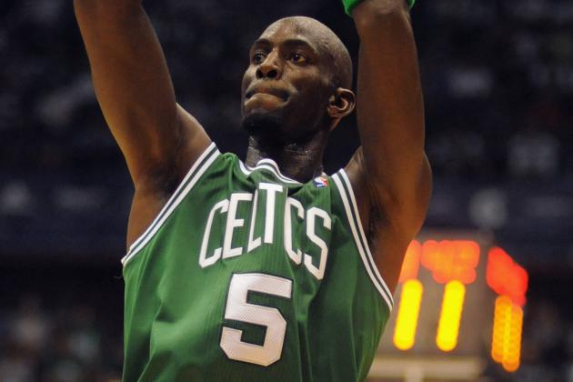 Garnett: Celtics Bring Back '07-08 Memories