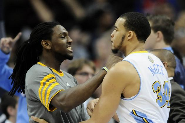 Denver Nuggets: Why JaVale McGee and Kenneth Faried Could Break out in 2013