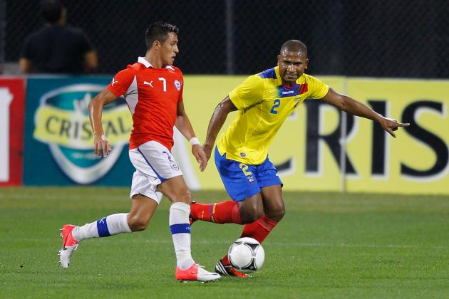 Ecuador Maintain Perfect Home Record with a Comfortable 3-1 Win over Chile