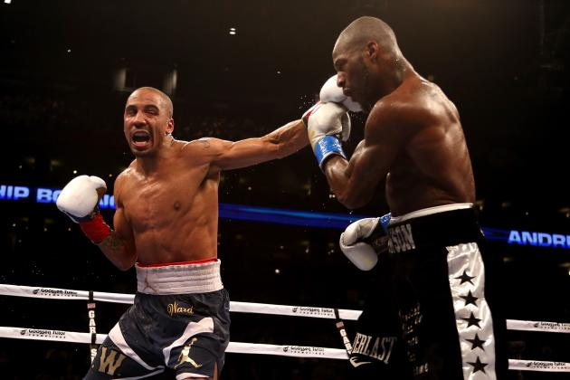 Andre Ward: Leaning Towards February Return, Fight with Kelly Pavlik
