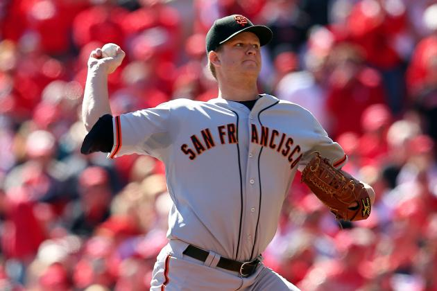 What Is Wrong with Matt Cain, and Can the Giants Win If He Isn't Great?