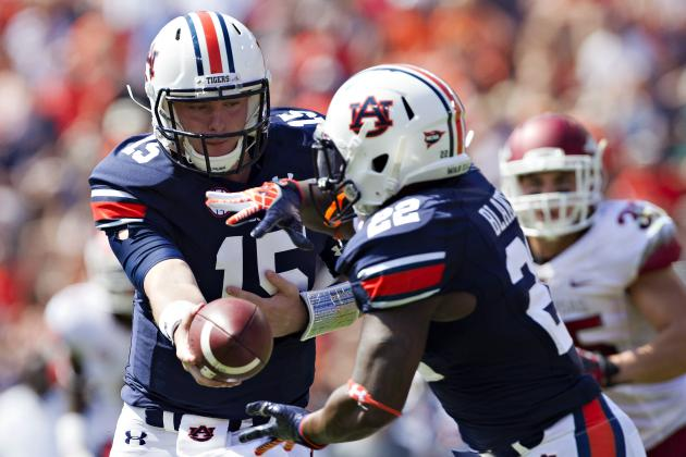 Auburn vs. Ole Miss: Rebels and Commodores Are Auburn's Only Shot at an SEC Win