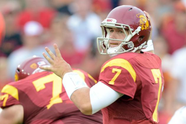 USC vs. Washington: Matt Barkley Will Help Trojans Get Revenge Against Huskies