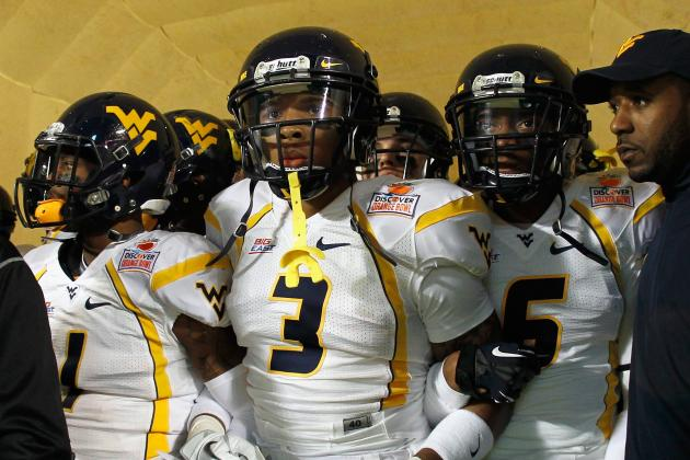 No. 5 West Virginia to Test Texas Tech's Defense