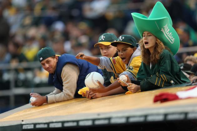 MLB: Oakland Athletics Fans Need to Support Their Team Better in 2013
