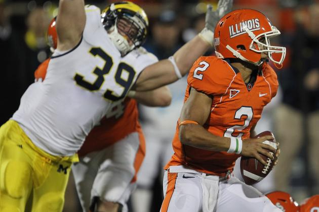 Illinois vs. Michigan: How Illini Will Upset 25th-Ranked Wolverines in Big House