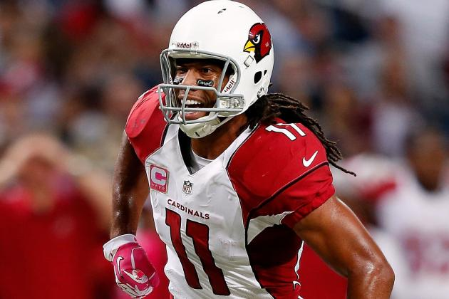 Larry Fitzgerald Has Milestone in Sights