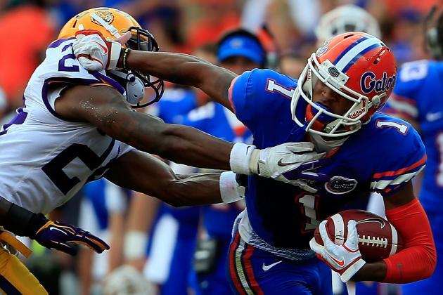 Florida vs. Vanderbilt: Gators Get Final Tune-Up Before Meat of SEC Schedule
