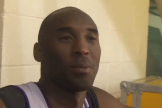 Lakers' Kobe Bryant Laughs It off as Smush Parker Lashes Back