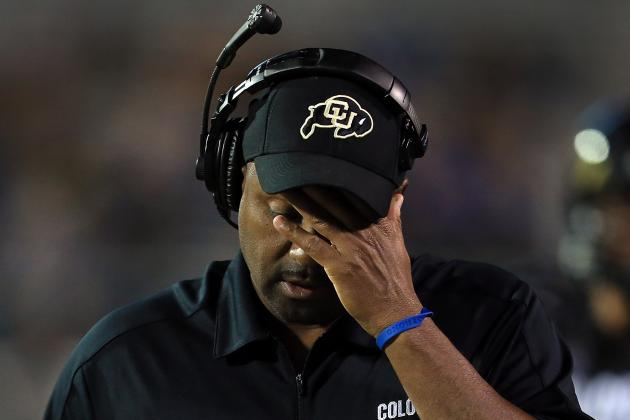 CU Buffs' Jon Embree Looking for Answers on Offense