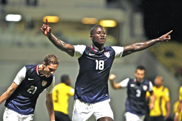 Antigua and Barbuda vs. USA: Score, Twitter Reaction, Grades and More