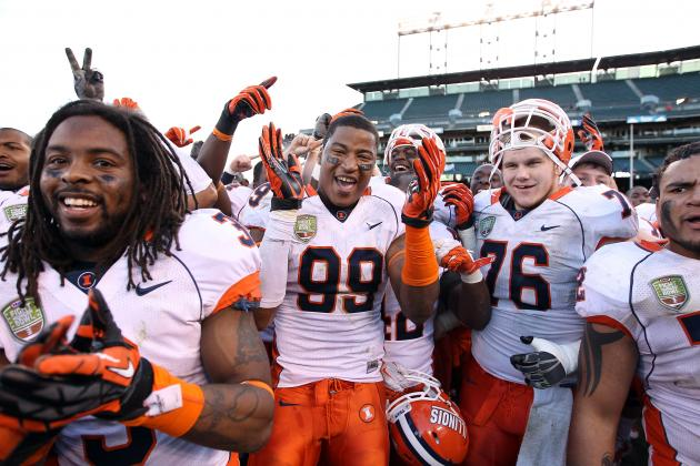 Illini Football Has Plenty to Fix