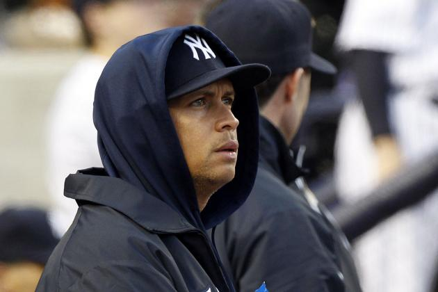 How Will the Yankees Handle Alex Rodriguez's Playing Time in the ALCS?