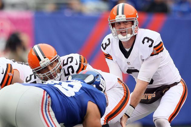 Cleveland Browns 2013 Offensive Draft Needs