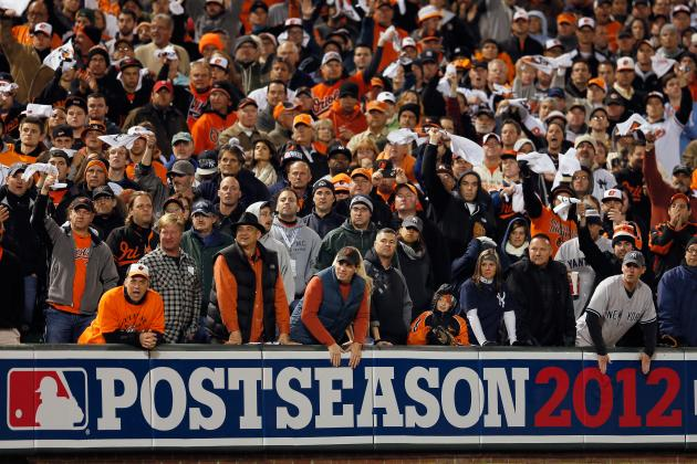 Orioles Fans Still Grateful After Playoff Loss
