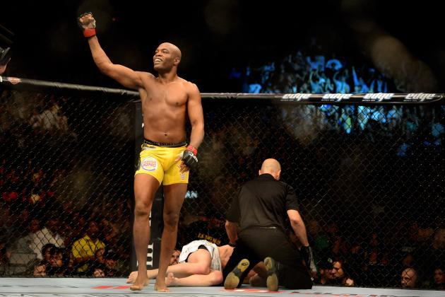 Does Anderson Silva Gain Anything with a Win over Stephan Bonnar at UFC 153?