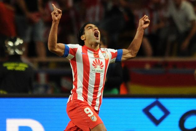Falcao Scores Two Beauties to Add to His Incredible Start to Season