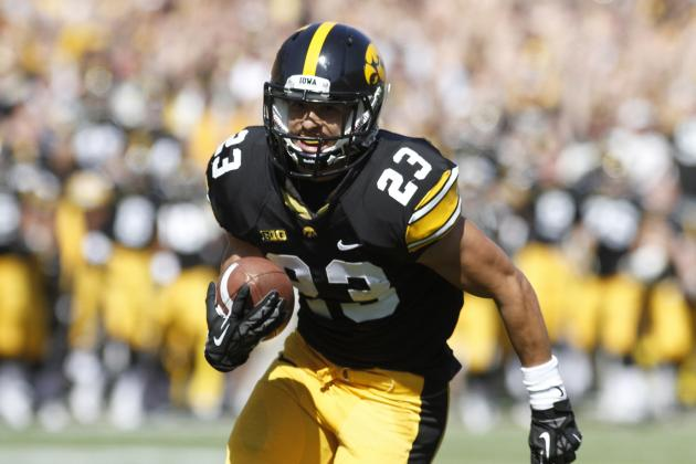 Iowa Football: How Will Rain Impact Hawkeyes Against Spartans?