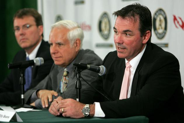 MLB Hot Stove: Athletics GM Billy Beane Talks Offseason Plans