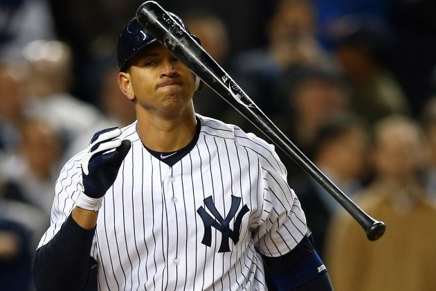 Yankees' Top 5 Issues Heading into ALCS