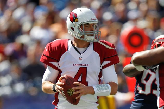 Fantasy Football Week 6: Kevin Kolb Is a Must-Start This Week