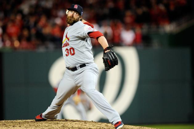 St. Louis Cardinals Eliminate Washington Nationals in NLDS Game 5