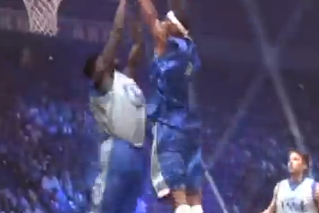 Nerlens Noel Gets Dunked on at Kentucky Midnight Madness