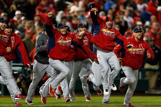 NLDS 2012: Game 5 Thriller Proves Cardinals Can Never Be Declared Dead