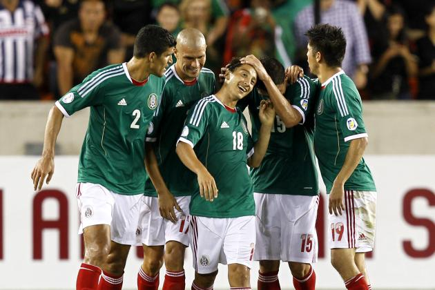 Guyana vs. Mexico: Dominant Win Shows Mexico Will Run Away with Group B